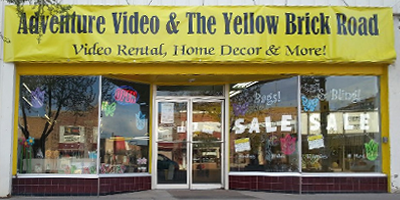Adventure Video & Yellow Brick Road in Preston Idaho