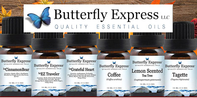 Butterfly Express Essential Oils in Clifton Idaho