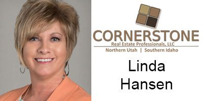 Linda Hansen Cornerstone Real Estate in Preston Idaho
