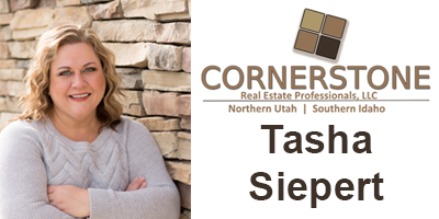 Tasha Siepert Realtor - Cornerstone Real Estate Professionals