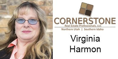 Virginia Harmon Cornerstone Real Estate in Preston Idaho