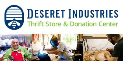 Deseret Industries in Preston Idaho