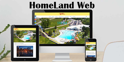 HomeLand Web Preston Idaho Website Designer Developer