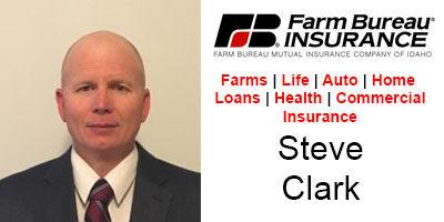 Steve Clark Farm Bureau Mutual Insurance Agent