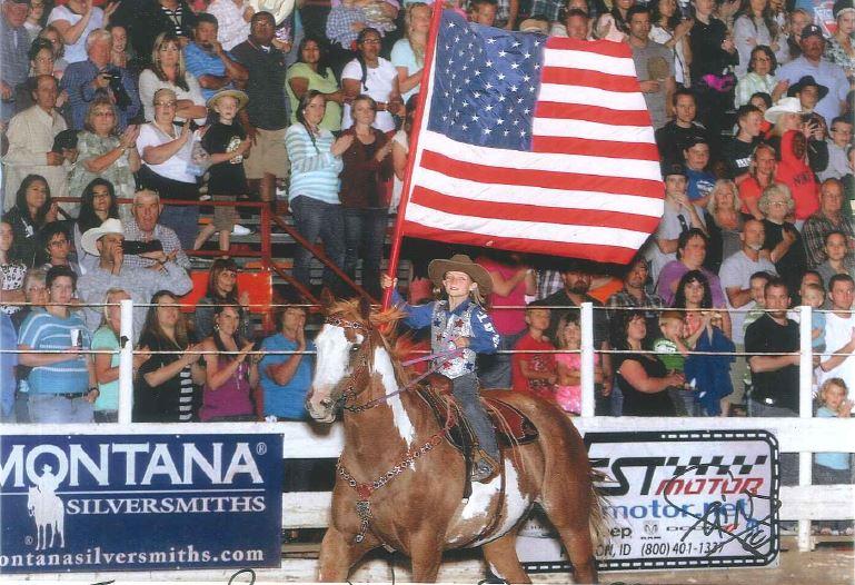 Famous Preston Night Rodeo in Preston Idaho